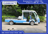 5 Seater Electric Cargo Van For Goods Loading And Unloading 900kg