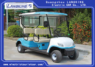 4 Wheel Drive 4 Seater Club Car For Dry Battery 8V*6PCS Customized Color