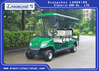 Battery Powered Road Legal Electric Golf Carts For 6 Person Max. Speed 24km/h